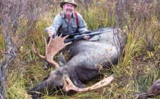 Guided Moose Hunting Adventures - Nanikalakeoutfitters.com