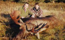 British Columbia Trophy Moose Hunts - Nanikalakeoutfitters.com
