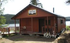 Collins Lake Cabin - Nanikalakeoutfitters.com