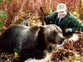 Trophy BC Grizzly Hunting - Nanikalakeoutfitters.com