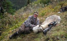 British Columbia Guided Mountain Goat Hunting - Nanikalakeoutfitters.com