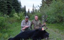 BC Guided Black Bear Hunts - Nanikalakeoutfitters.com