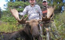 "Remote BC ""Fly-In"" Moose Hunts - Nanikalakeoutfitters.com"
